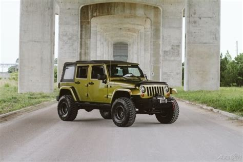 jeep rescue green wrangler unlimited jk outstanding rescue green