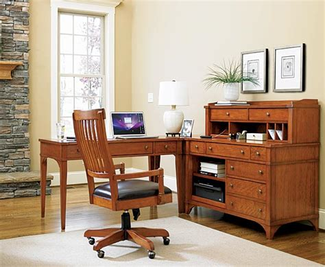 Mission Style Office Furniture by American Leather Chairs Craftsman Style Desk Mission