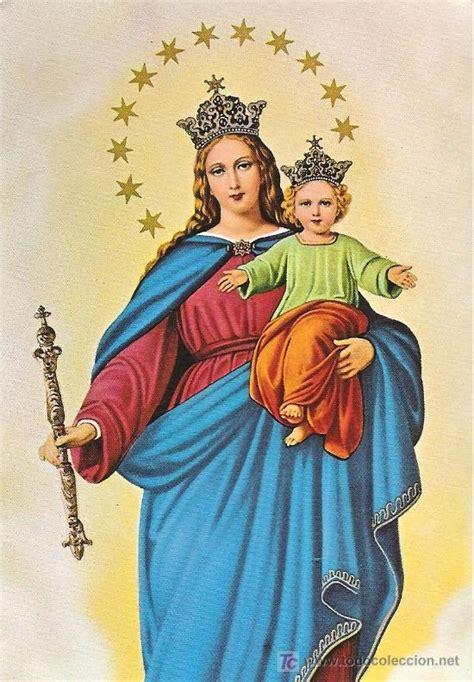 imagenes de la virgen maria ausiliadora maria auxiliadora buscar con google devocionario de la