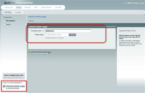 Sitefinity Cms 3 X And Older Versions Working With Themes Documentation Asp Net Master Page Templates