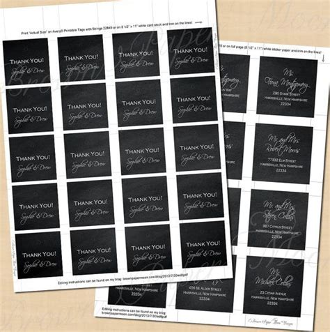 printable tags with strings template 216 best printables images on pinterest free printable
