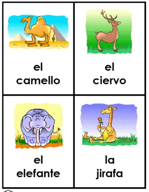spanish alphabet flashcards printable 7 best images of printable spanish flash cards for