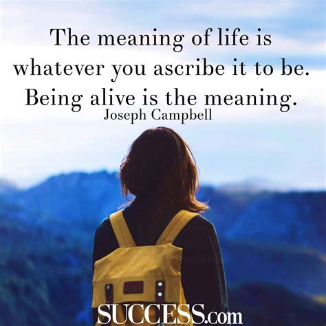 the meaning of the meaning of in 15 wise quotes success