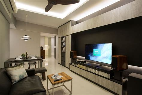 Condo Design Interior Design For Leedon Heights In Singapore By Home Guide