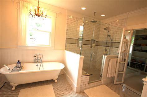 bathroom rehab 1920 craftsman rehab in houston heights historic district