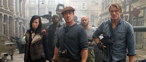 terry crews expendables terry crews on sylvester stallone the expendables 4