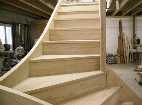 scale interne misure scale in legno su misura falegnameriartigianale
