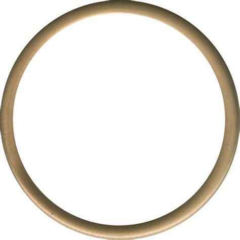 transparent oval frames bronze frames