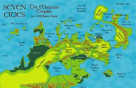 malazan map 1000 images about malazan maps on maps