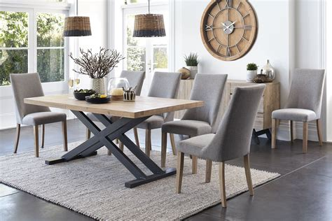 Harvey Norman Dining Table Bari Dining Table By Furniture Harvey Norman New Zealand
