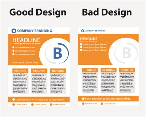 bad layout exles why you should hire a graphic designer tyler pacheco