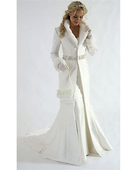 braut mantel new arrivals winter wedding dress wedding coat v neck long