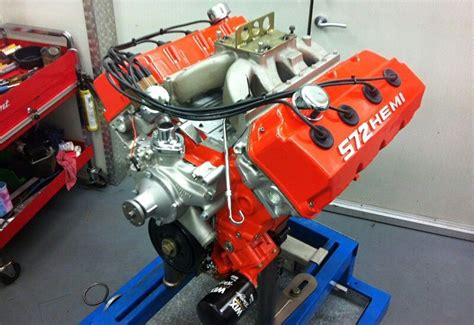 Hemi Crate Engine For Sale by Mopar 572 Hemi Not Much Comes Toys