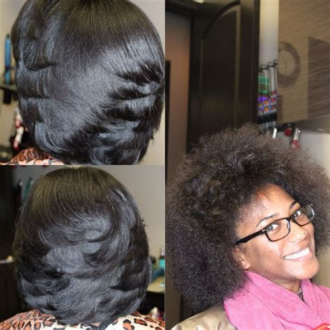 blow out hair styles for black women with hair jewerly 108 best images about natural hair blowouts on pinterest