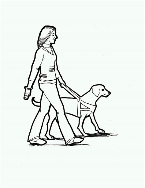 how to guide dogs a guide walks into an italian restaurant and is asked to leave 187 otto the