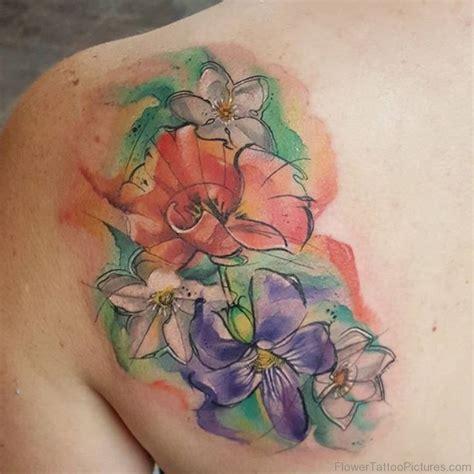 easy vintage tattoo 73 great vintage flower tattoos on shoulder