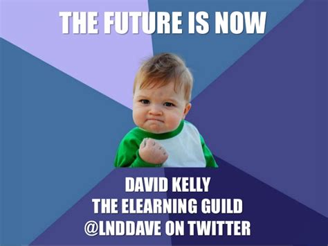 meme ing the future of learning