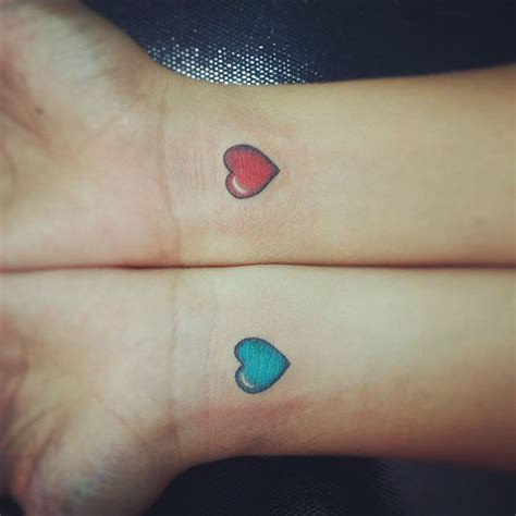 21 lovely heart tattoos