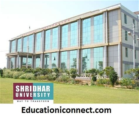 Rajasthan Mba Fees by Shridhar Fee Structure 2017
