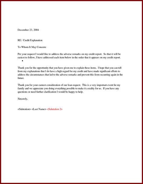 Mortgage Welcome Letter Template Letter Of Explanation Template Pictures To Pin On Pinsdaddy