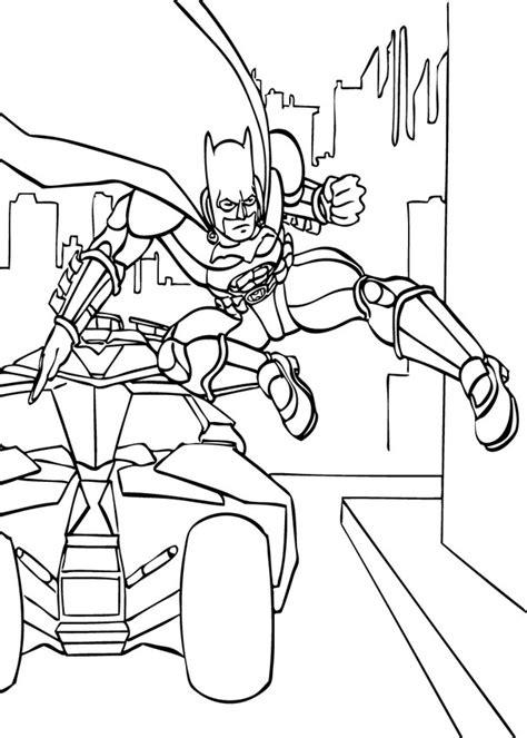 batman coloring pages hellokids com batman and batmobil coloring pages hellokids com