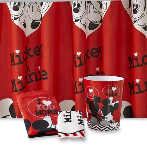mickey minnie bathroom set 17 best ideas about mickey mouse bathroom on pinterest
