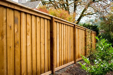 Cost To Fence Backyard How To Select The Ideal Fence To Match The Style Of Your