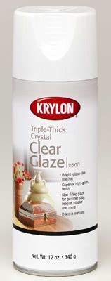Krylon Triple Thick Glaze Spray 11oz