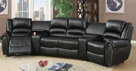 home theater sofa set motion home theater reclining sectional sofa set f6747