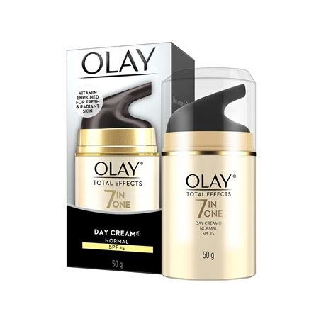 Pembersih Olay Total Effect olay total effects 7 in one day normal spf 15 olay