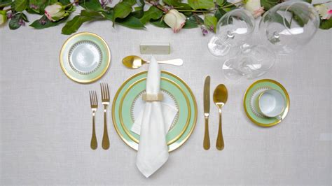 How To Set A Table Images