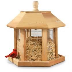 Outdoor Bird Feeders Outdoor Legrande Bird Gazebo Feeder 617489 Bird Houses