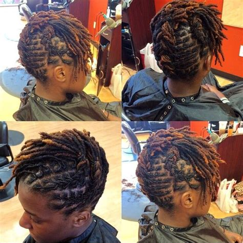 why are dreads the new trend for thugs short locs style of the week loc luv pinterest