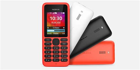 Nokia 130 Dualsim nokia 130 dual sim mobile phones microsoft global