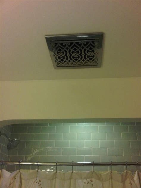 bathroom cover bathroom fan cover