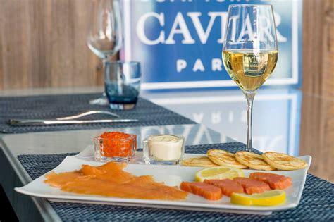 comptoir du saumon comptoir du caviar s ouvre au gourmets co