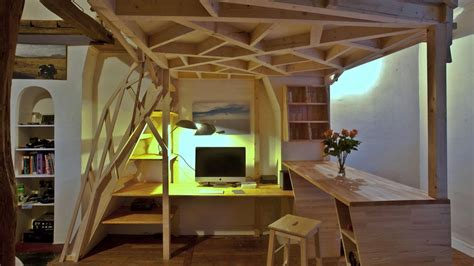 an inspirational apartment living in a shoebox this small studio apartment alternates as a wooden
