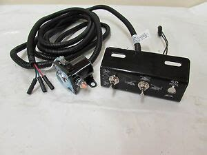 meyer snow plow toggle switch control wiring toggle switch kit       ebay