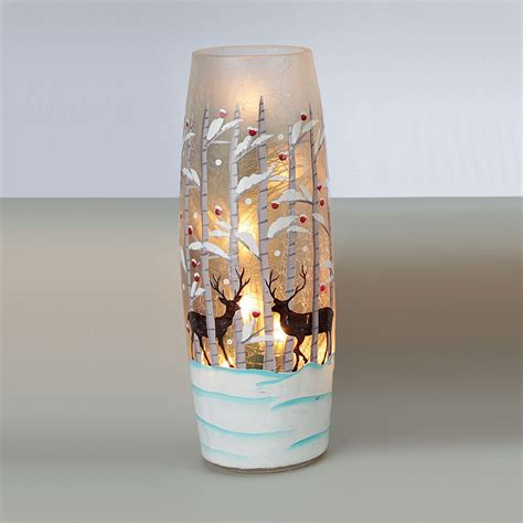Lighted Vases by Rendieer Vase With Led Lights Garden Wants