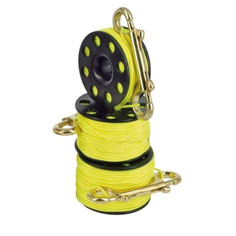Best Divers Carabiner Hook Promo bestdivers finger reel 45m with steel carabiner