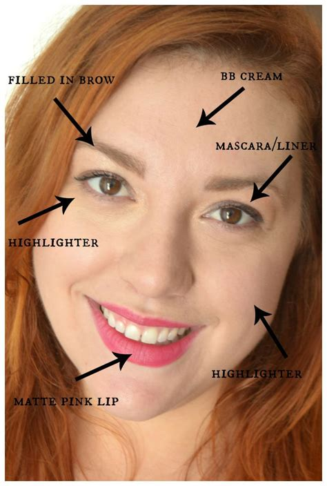 7 Makeup Tips For Neutral by Makeup Tips For Simple Look Saubhaya Makeup