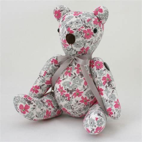 teddy bear upholstery vintage fabric teddy bear by bubs bears bubs bears made