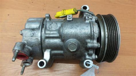 Kompresor Ac Zafira Kompresor Klimatyzacji 9655191580 Peugeot 206 Cc