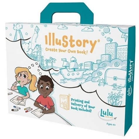 design your own home book illustory create your own book kit a mighty girl