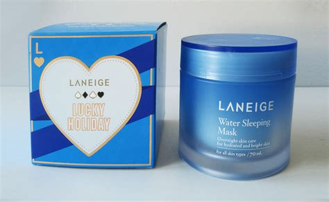 Laneige Water Sleeping Mask Di Korea delivery from korea laneige water sleeping mask k
