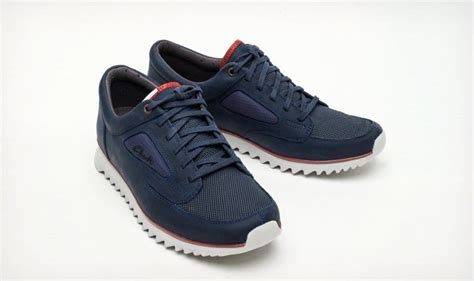 clarks theron nature shoes cool material
