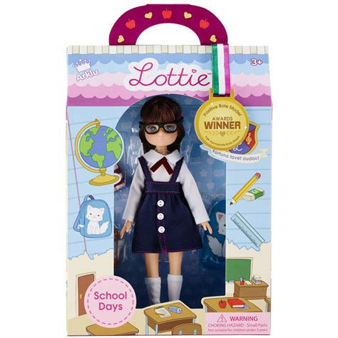 lottie dolls ebay the item for sale is lottie school days doll with free