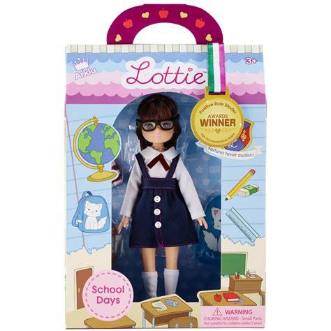 lottie doll sale uk the item for sale is lottie school days doll with free