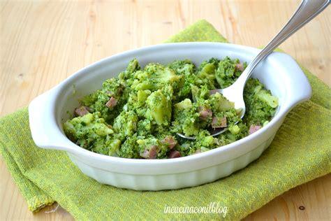 cucinare i broccoli in padella broccoli saltati in padella in cucina con il