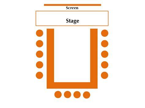 layout tempat duduk rapat bagaimana mengatur ruangan presentasi